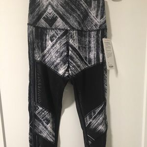 NWT Lululemon Hot to Street Pant FULL LENGTH